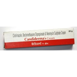 Generic Triderm cream (Candiderma plus) 20 gr