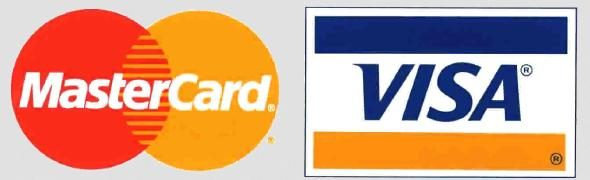 Visa and Master card payment